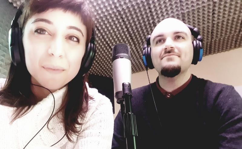 Laura Izzi e Giacomo Torresi