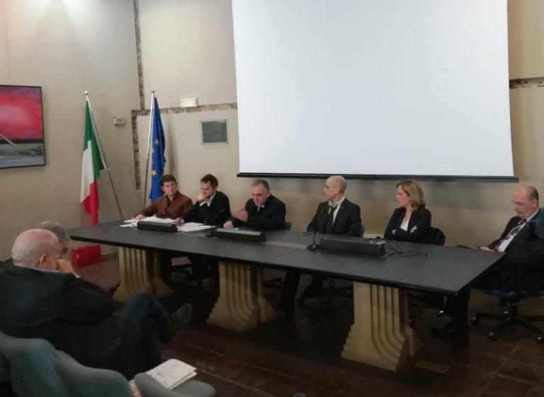 Rossi e Fratoni a Grosseto