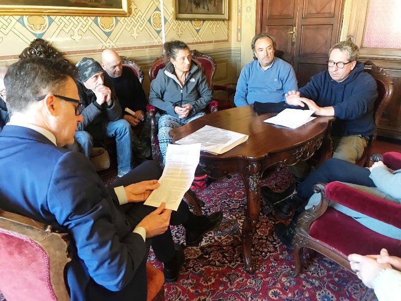 Crisi della Cft, il sindaco Conti incontra i rappresentanti sindacali dei lavoratori