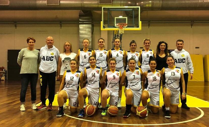 abc castelfiorentino basket promozione-femminile