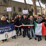 fdi_martiri_foibe_empoli_celebrazione_simbolica_2019_02_10__1