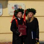 lorenzo e daniela laurea francesco nuti