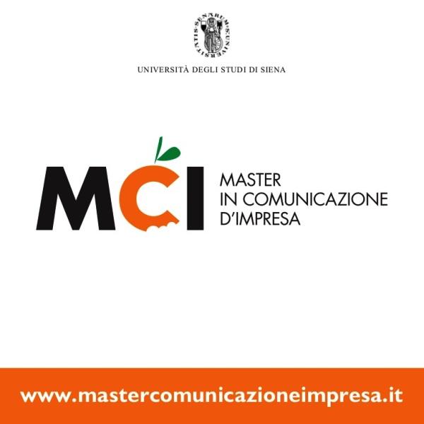Master in Comunicazione d'impresa dell'Università di Siena