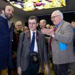 Firenze, presentazione della mostra permanente Mediterraneum del fotografo Massimo Sestini al Mandela Forum 2019 02 12 © Niccolò Cambi/Massimo Sestini