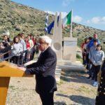 presidente greco alla cerimonia