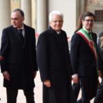 Enrico Rossi Sergio Mattarella Dario Nardella