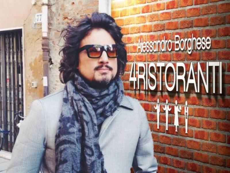 Alessandro Borghese torna in Toscana: '4 ristoranti' arriva in Lunigiana