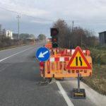 restringimento carreggiata lavori acquedotto2