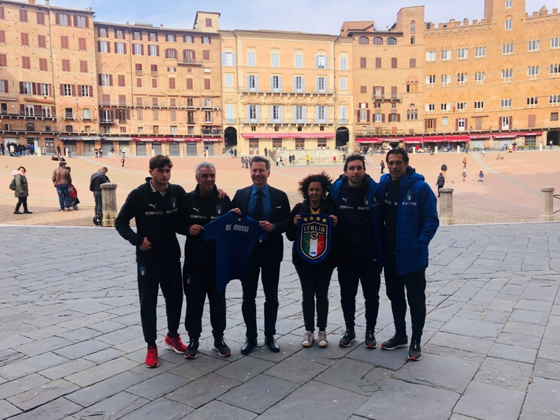 Italia-Francia U19, tutto pronto a Siena