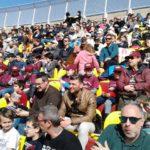 Alunni della provincia di Livorno allo stadio Picchi