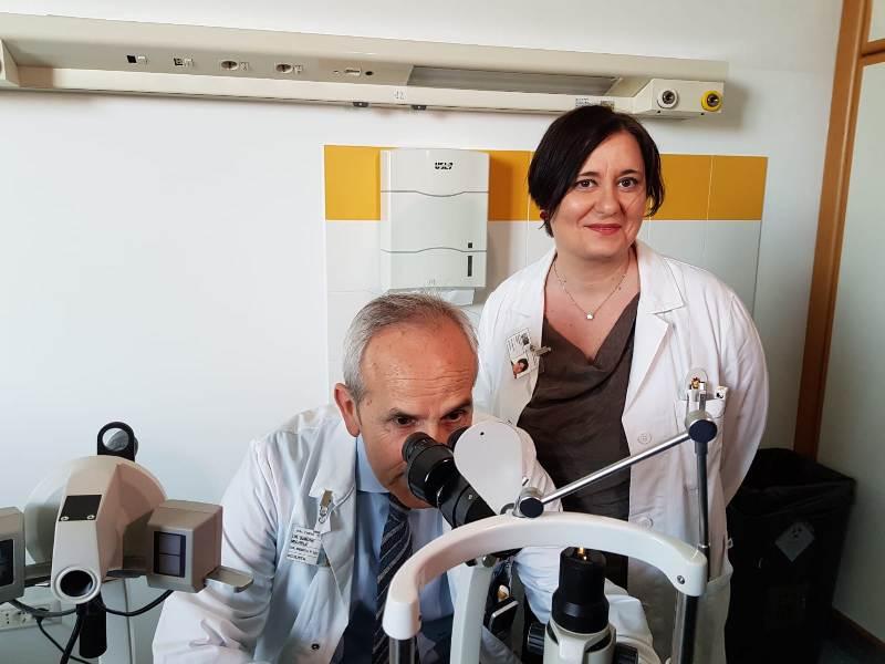 Michele Simone e Liana Laura Mini