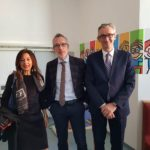 Da sinistra Simona Dei, Stefano Scaramelli, Francesco Ghelardi (1)