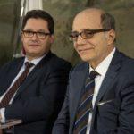 Francesco Tapinassi e Mario Casabianca
