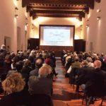 conferenza internazionale nel Salone Brunelleschi dell'Istituto degli Innocenti