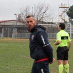 l'allenatore dell'Fc Ponsacco 1920 Francesco Colombini