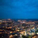 volando al crepuscolo e all'aurora su un'Italia meravigliosa Foto Massimo Sestini