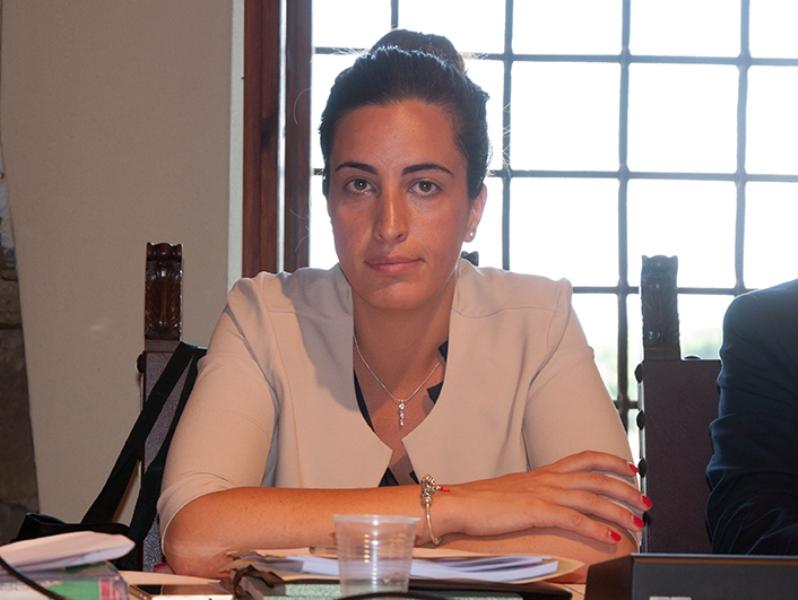 Sara D'Ambrosio - sindaco