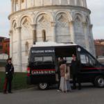 carabinieri pisa