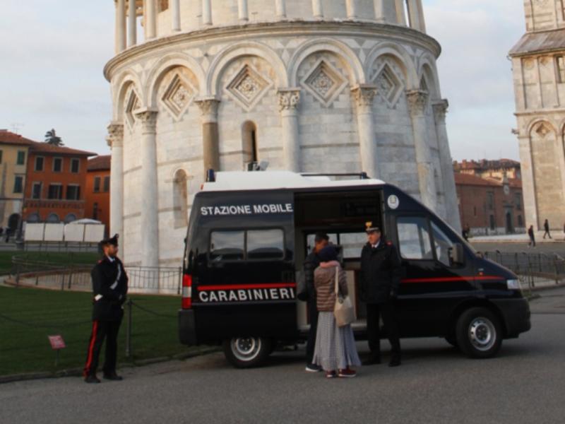 Furti all'Università e documenti falsi in ospedale, 9 denunciati a Pisa