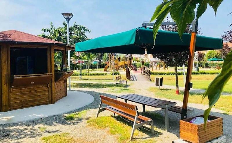 Giardini Maria Laura a San Miniato Basso, pubblicato il bando di gestione del chiosco