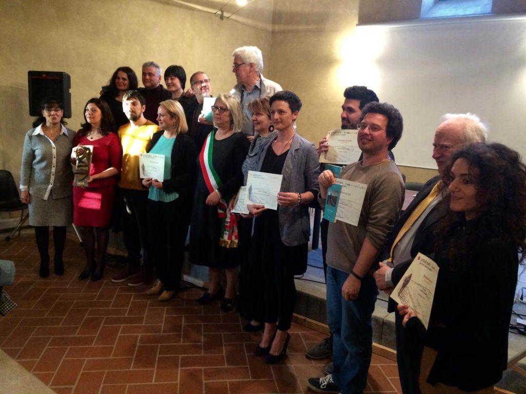 gruppo premio letterario via francigena monteriggioni
