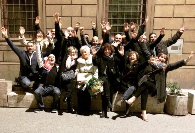 Dopo 40 anni si ritrovano con la maestra Maggiori