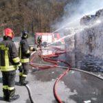 (foto Vigili del fuoco della Toscana)