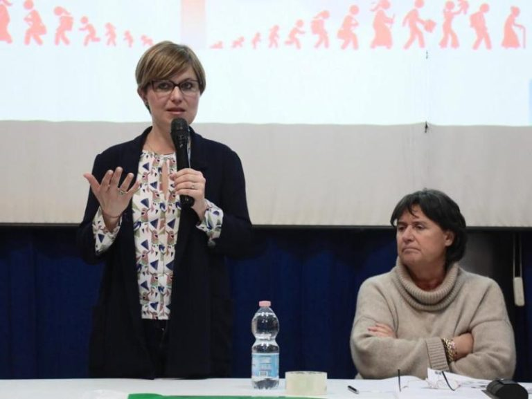 Brenda Barnini e Stefania Saccardi