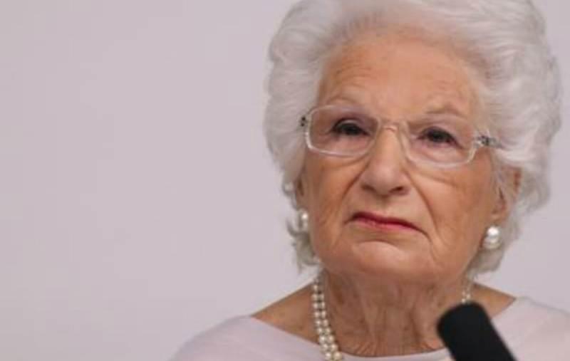 Cittadinanza onoraria alla senatrice Liliana Segre, la proposta a Quarrata - gonews