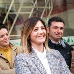 Giulia Deidda presentata la lista dei candidati
