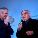 Paolo Taviani e Alfonso Cuaron al Lucca Film Festival 2019