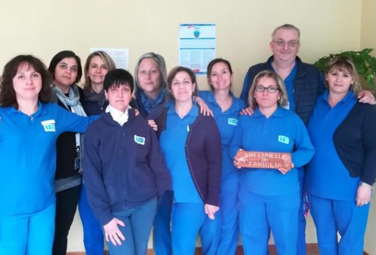 Gli infermieri di famiglia che operano a Monsummano, Lamporecchio e Larciano