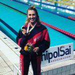 Linda Caponi bronzo 400 sl