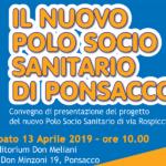 Nuovo Polo socio sanitario - convegno di presentazione del progetto
