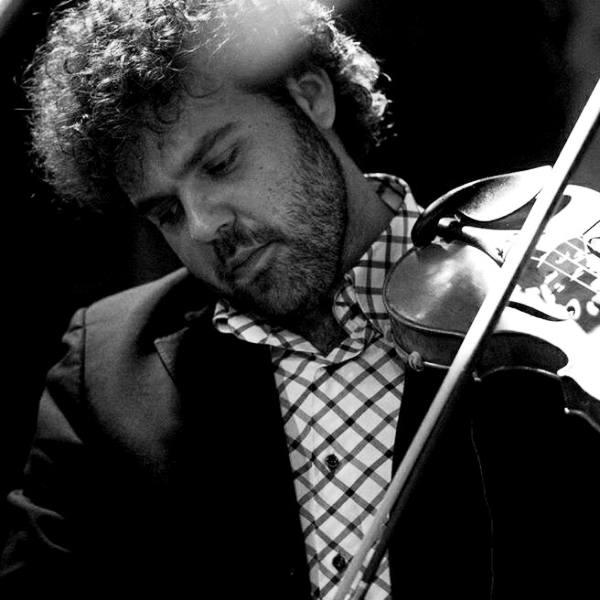 Patrizio Castiglia, docente di violino e direttore artistico del CFCM di Vinci