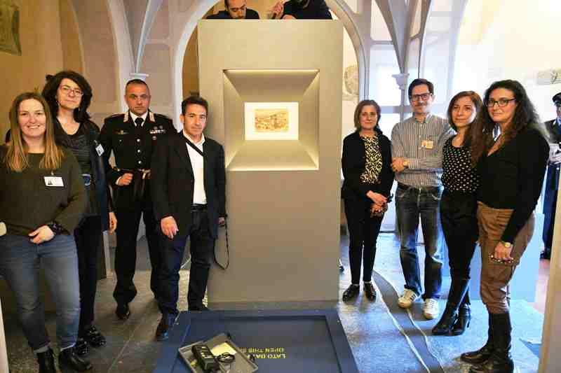Leonardo: Vinci celebra il suo