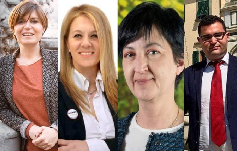 brenda_baldi_cioni_poggianti_candidati_empoli_2019