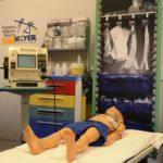 manichino per la simulazione pediatrica
