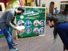 Volontarie e volontari di Greenpeace
