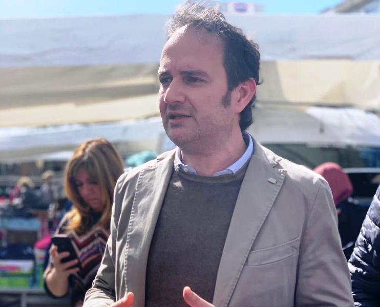 candidato sindaco del Centrodestra Salvadore Bartolomei