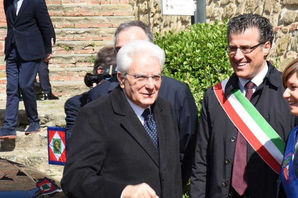 Mattarella: Leonardo grande italiano protagonista scena europea