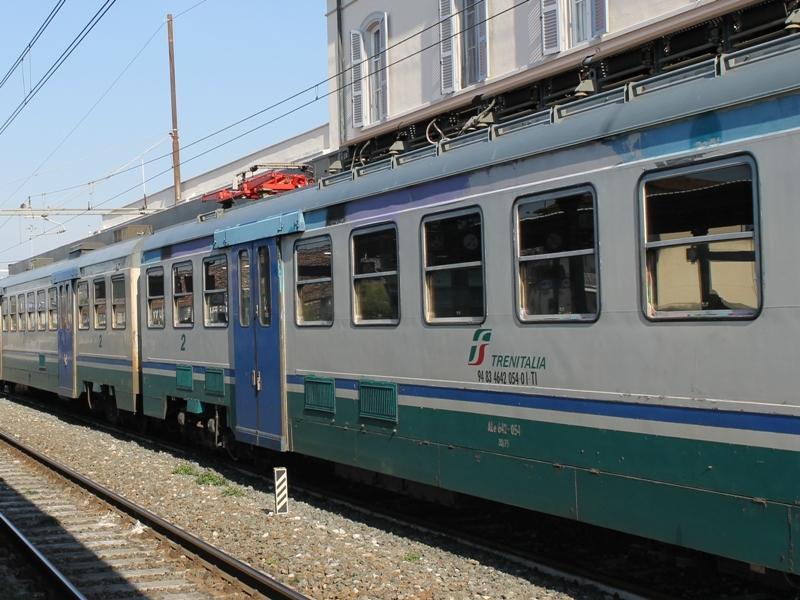 Senza biglietto, creano scompiglio sul treno a Empoli