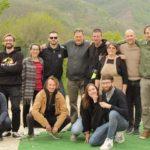 Gruppo di lavoro brancaleone progetto stazione