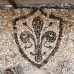 Il Grande Restauro delle Rampe_Mosaico giglio 3¯livello__Foto George Tatge