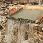 Il Grande Restauro delle Rampe_Prova cascata vasca intermedio 3¯ livello_Foto George Tatge