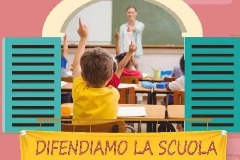 """In piazza per la libertà di Insegnamento: """"A scuola non si fa censura"""""""