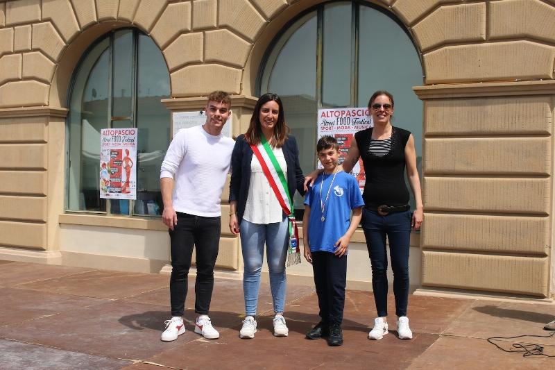 Matteo Calandriello_Nuoto Lucca_Capannori