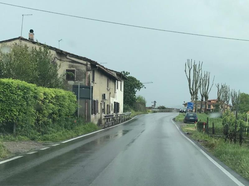 Sr436 nei pressi di san Pierino