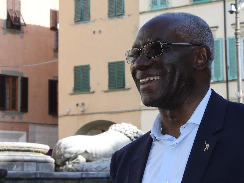 """Senatore Iwobi (Lega) a Empoli: """"Stop immigrazione clandestina, aiutiamoCi"""""""
