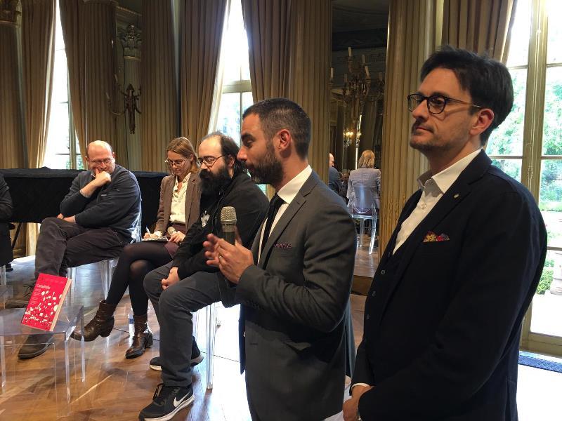 Vietina, Raspini, Pettinato e Russo